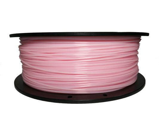 1 Kg / Spool 1.75 Mm 3D Printer Filament Colorful Low Shrinkage For FDM 3D Printer
